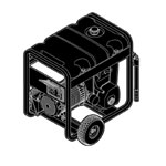 Briggs and Stratton Generators Parts Briggs and Stratton 030210-1 Parts