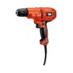 Black and Decker Electric Drill & Driver Parts Black and Decker 1166-44-Type-100 Parts