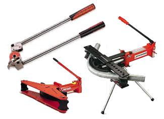 Ridgid  Pipe Benders Parts