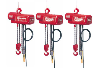 Milwaukee  Chain Hoist Parts Electric Chain Hoist