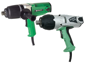 Hitachi Impact Wrench & Driver Parts Electric Impact Wrench & Driver Parts