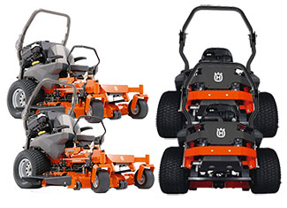 Husqvarna  Zero-Turn Mowers Parts