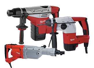 Milwaukee Rotary Hammer Parts Electric Rotary Hammer Parts