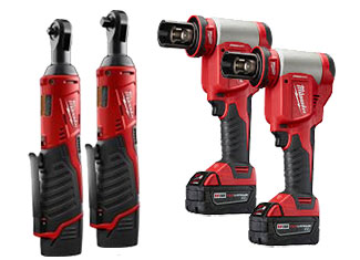 Milwaukee  Cordless Ratchet Parts