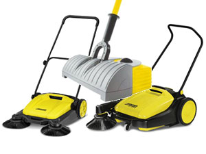 Karcher  Sweeper Parts