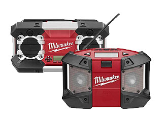 Milwaukee  Cordless Radio