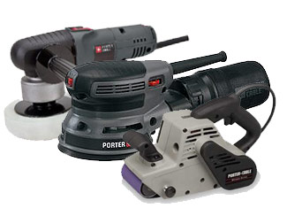 Porter Cable  Sander & Polisher Parts