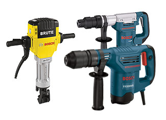 Bosch  Demolition & Breaker Hammer Parts