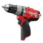 Milwaukee Cordless Drills & Drivers Milwaukee 2404-20(E28A) Parts