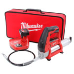 Milwaukee Cordless Caulking & Grease Guns Milwaukee 2446-21XC-(C39A) Parts