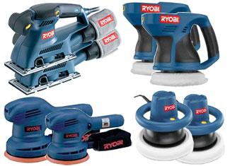 Ryobi  Sander & Polisher Parts