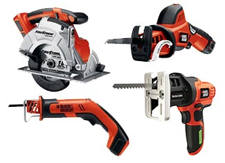 Black and Decker Saw Parts Cordless Saws Parts