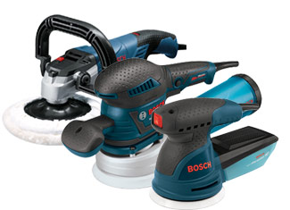 Bosch  Sander & Polisher Parts