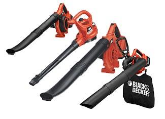 Black and Decker Blower & Vacuum Parts Cordless Blower & Vacuum Parts