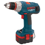 Bosch Cordless Drill & Driver Parts Bosch 33614 (0601912460) Parts