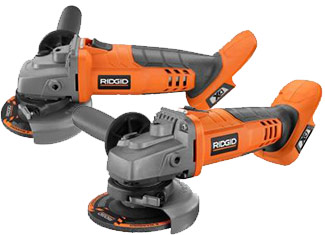 Ridgid Grinder Parts Cordless Grinder Parts