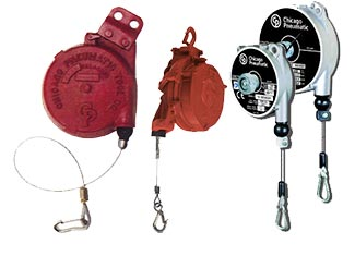 Chicago Pneumatic  Balancers