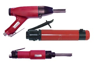 Chicago Pneumatic  Air Chippers