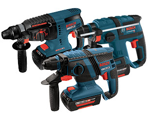 Bosch Rotary Hammer Parts Cordless Rotary Hammer Parts