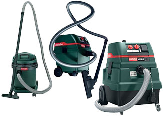 Metabo  Vacuum Parts
