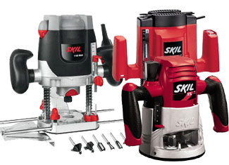 Skil  Router Parts