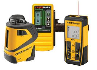 CST-Berger  Distance Measuring Laser