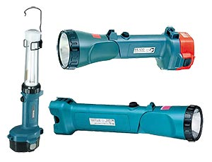 Makita  Flashlight Parts