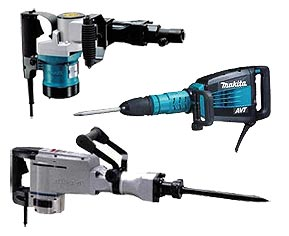 Makita  Demolition Hammer Parts