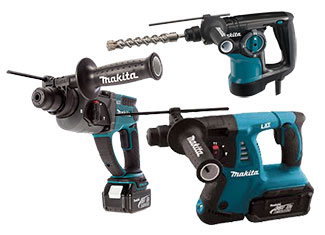 Makita  Rotary Hammer Parts