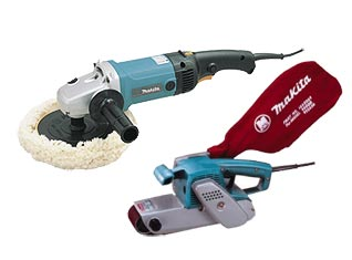 Makita  Sander & Polisher Parts