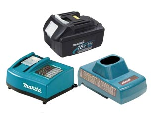 Makita  Battery and Charger parts