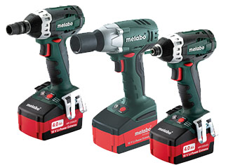 Metabo  Cordless Impact Wrench & Driver Parts