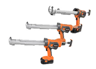 Ridgid  Caulking Gun Parts
