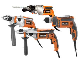 Ridgid Drill & Driver Parts Electric Drill & Driver Parts