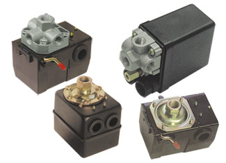 Superior Electric  Pressure Switches