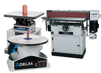Delta  Sander Parts