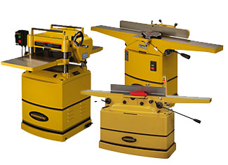 Powermatic  Jointer Parts