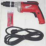 Milwaukee Electric Screwdriver Parts Milwaukee 6581-20-(200A) Parts