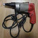 Milwaukee Electric Screwdriver Parts Milwaukee 6750-3-(464-6100) Parts