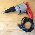 Milwaukee Electric Screwdriver Parts Milwaukee 6753-1-(704-336040) Parts