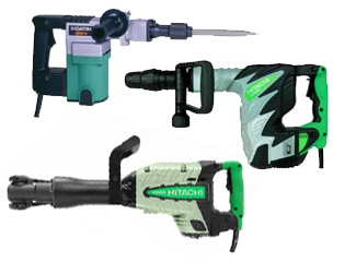 Hitachi  Demolition Hammer Parts