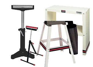 Jet  Tool Tables & Stand Parts