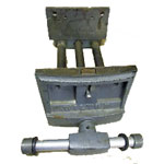Wilton Vise parts Wilton 6C-M2 Parts