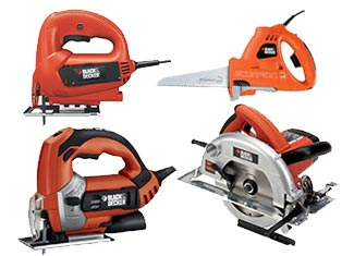 Black and Decker Saw Parts Electric Saws Parts