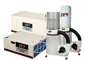 Jet  Dust Collection & Filtration Parts