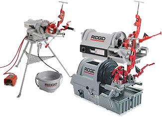 Ridgid  Threading Machine Parts