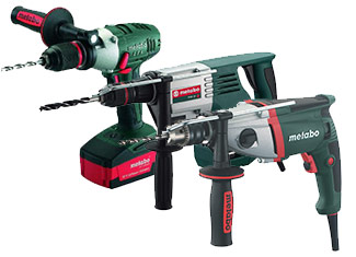 Metabo  Hammer Drill Parts