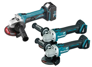 Makita  Grinder Parts Cordless Grinder Parts