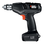 Black and Decker Cordless Drill & Driver Parts Black and Decker 9089K-Type-1 Parts