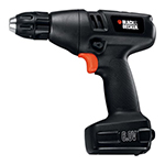 Black and Decker Cordless Drill & Driver Parts Black and Decker 9089KC-Type-1 Parts